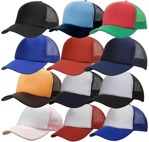 Gorras De Malla Para Sublimar (tienda Física) Tipo Camionero