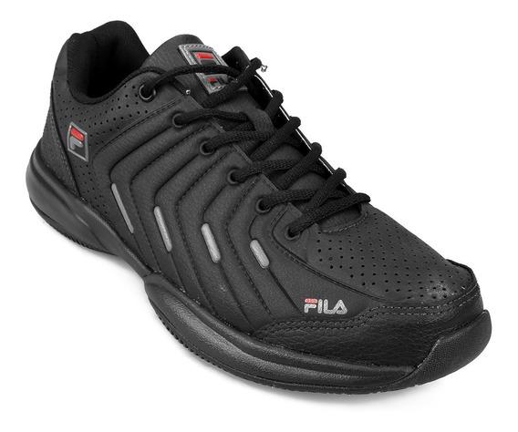 Zapatillas Fila Lugano 5.0 Unisex Nº 35 Al 45 Tenis Nesport