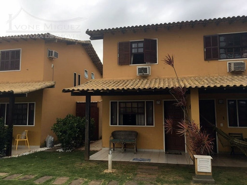 Imagem 1 de 15 de Casa 02 Pavimentos Em Praia Rasa  -  Armação Dos Búzios - 2383