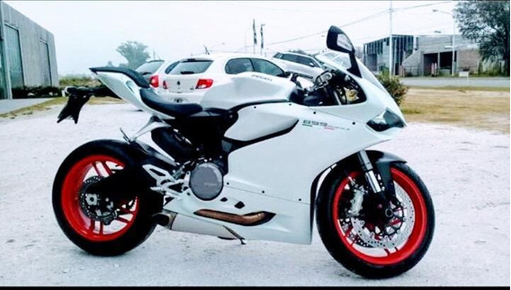 Vendo Ducati 899 Panigale 2015