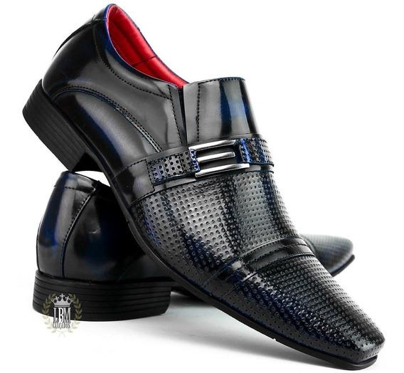Sapato Social Masculino Lbm Calcados Linha Premium