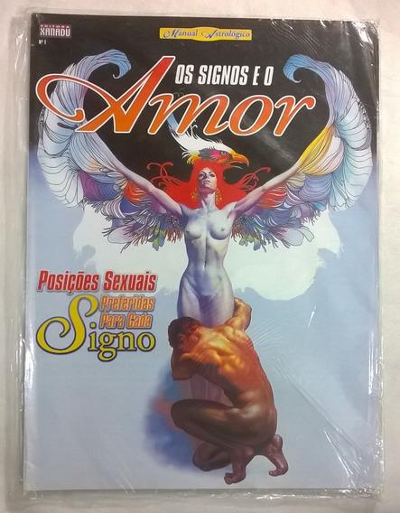 Signos E O Amor Manual Astrológico Revista Posições Sexuais
