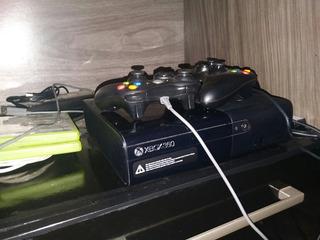 Xbox 360 Slim Travado.
