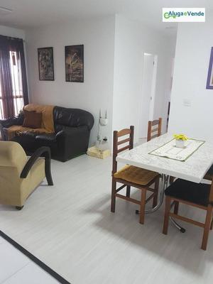 Apartamento Com 2 Dormitórios À Venda, 65 M² Por R$ 405.000 - Jardim Flor Da Montanha - Guarulhos/sp - Ap0029