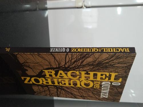 Livro O Quinze De Rachel De Queiroz, Editora José Olympio