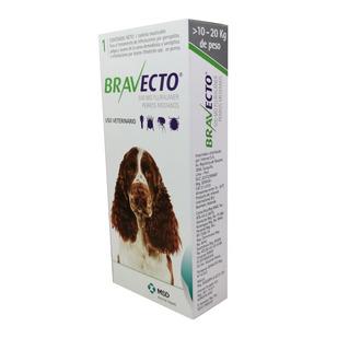 Bravecto 500 Mg Para Perro De 10 A 20 Kg