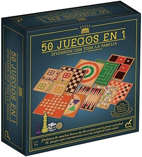 Juegos Clasicos, Ajedrez, Damas Y Muchos Mas 50 Juegos En 1