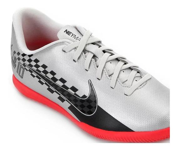 Chuteira Nike Jr Mercurial Vapor 13 Club Neymar Society + Nf