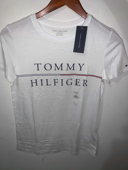 Playera Tommy Hilfiger Mujer Chica
