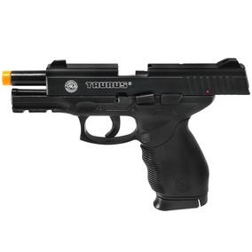 Pistola Airsoft Pt 24/7 Cybergun + 2 Mags