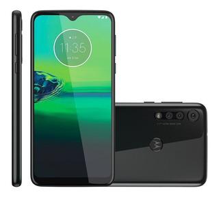 Smartphone Motorola Moto G8 Play 32gb 4g Câmera Tripla
