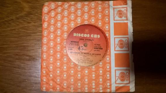 Tina Charles - Disco Simple - Ire Adonde Tu Musica Me Lleve