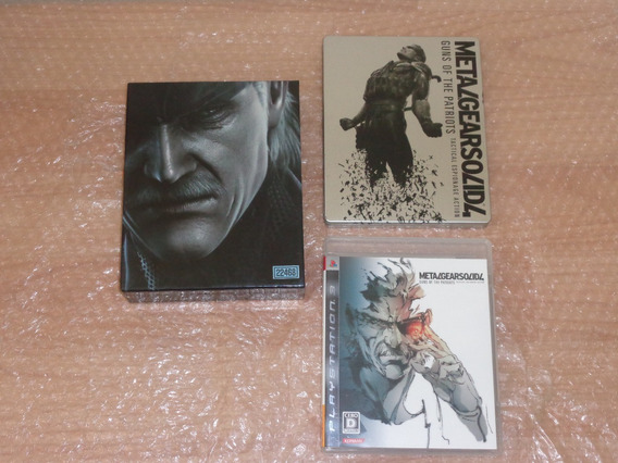 Metal Gear Solid 4 Limited Edition - Ps3