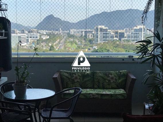 Apartamento À Venda, 2 Vagas, Jacarepaguá - Rio De Janeiro/rj - 25688