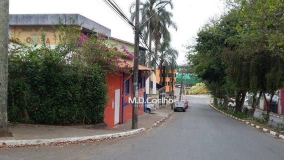 Terreno À Venda, 285 M² Por R$ 550.000,00 - Vila Carmela I - Guarulhos/sp - Te0147