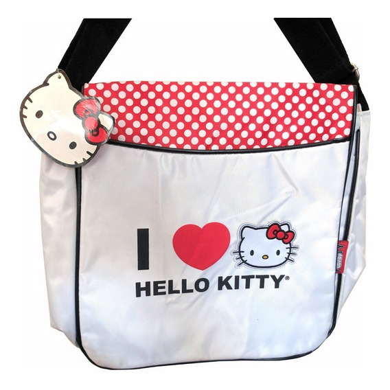 Morral De Hello Kitty Sanrio Original