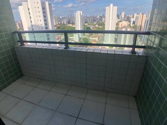 Apartamento Em Torre, Recife/pe De 63m² 3 Quartos À Venda Por R$ 420.000,00 - Ap288413