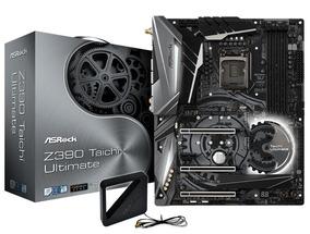 Placa Mãe Asrock Z390 Taichi Ultimate Intel 1151 Ddr4 Nfe