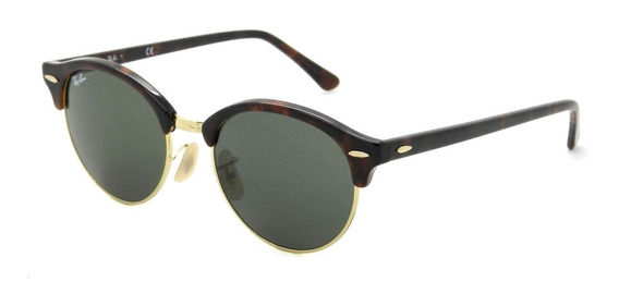 Ray Ban Rb4246 990 51 Clubround - Lente 51mm