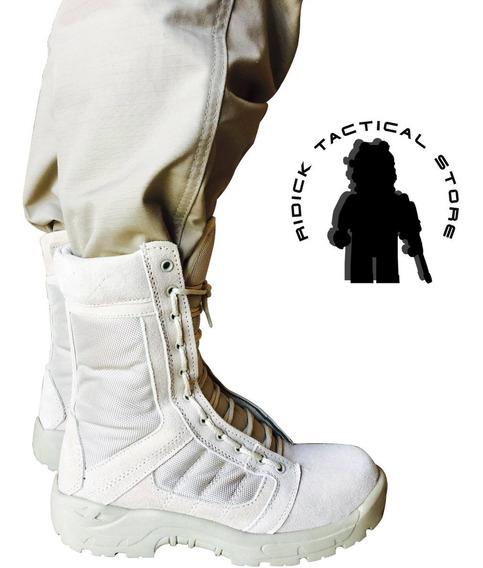 Botas Militares Hombre Para Trabajo Kaki Negro Impermeable