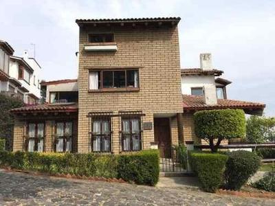 Casa En Renta Condominio Horizontal Con Jardín Común De 1,000 Mt2