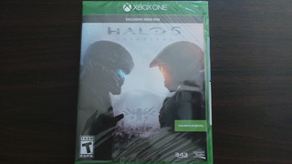 Halo 5 Guardians Xbox One Nuevo Sellado