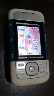 Celular Retro Nokia 5200 Coleccionistas