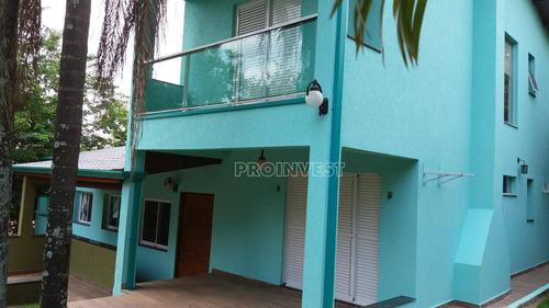 Casa Residencial Para Venda E Locação, Granja Viana, Cotia - Ca15566. - Ca15566