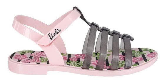 Sandália Infantil Barbie