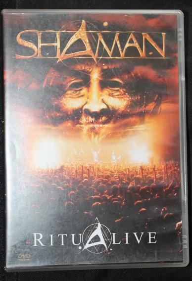 DVD SHAMAN RITUALIVE BAIXAR