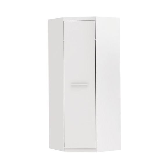 Guarda Roupa Kappesberg A528 De Canto 1 Porta Branco