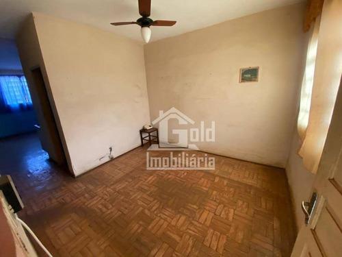 Imagem 1 de 8 de Casa Com 2 Dormitórios À Venda, 82 M² Por R$ 185.000,00 - Presidente Dutra - Ribeirão Preto/sp - Ca1529