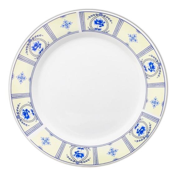 Set Vajilla X42 Pzas Platos Tazas Porcelana Varios Diseños