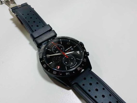 Relógio Montblanc Timewalker Automatic Preto M29430