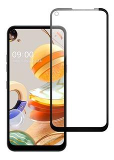 Pelicula De Vidro 3d Full LG K51s Tela 6,55