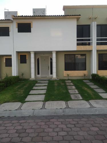 Imagen 1 de 14 de Casa En Renta Ubicada En Juriquilla Querétaro En Portones