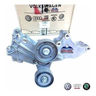 Suporte Do Alternador Golf E Audi A3 1.6 032145163p Original