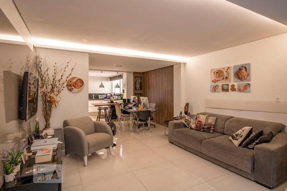 Apartamento No 1º Andar Mobiliado Com 3 Dormitórios E 2 Garagens - Id: 892964158 - 264158