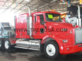 Tractocamion Kenworth T800 2011 100% Mex. #3013
