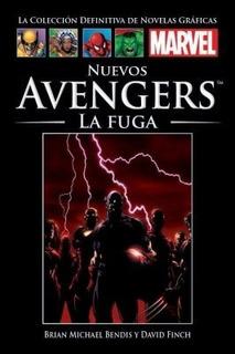 Marvel Salvat Vol.32 - Nuevos Avengers: La Fuga