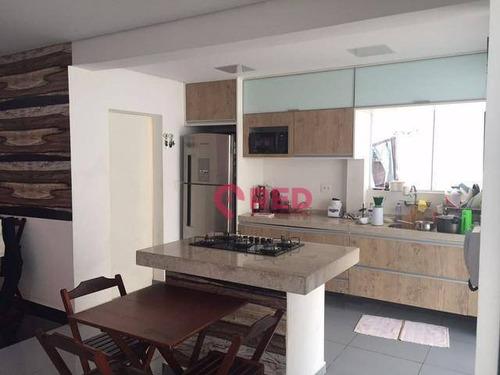 Sobrado Com 3 Dormitórios À Venda, 214 M² Por R$ 535.000,00 - Jardim Piazza Di Roma - Sorocaba/sp - So0313