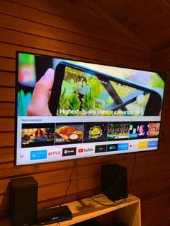 Tv Samsung 55 4k Nu7100