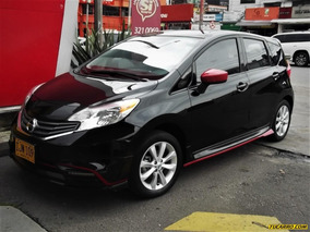 Nissan Note Advance Deportivo 1600cc