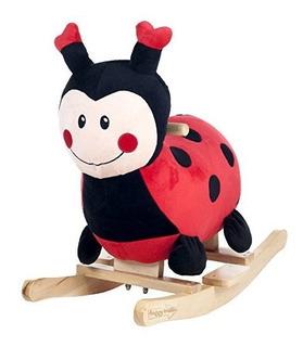 Happy Trails Rocking Lucy The Ladybug Ride En