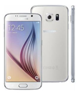 Celular Samsung Galaxy S6 G920 Tela 5.1 32gb Open Box Anatel