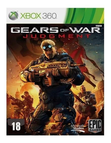 Gears Of Wars Judgement Jogo De Xbox 360 Pt Br