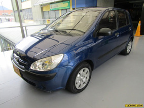 Hyundai Getz Gl Mt 1400cc 5p 16v
