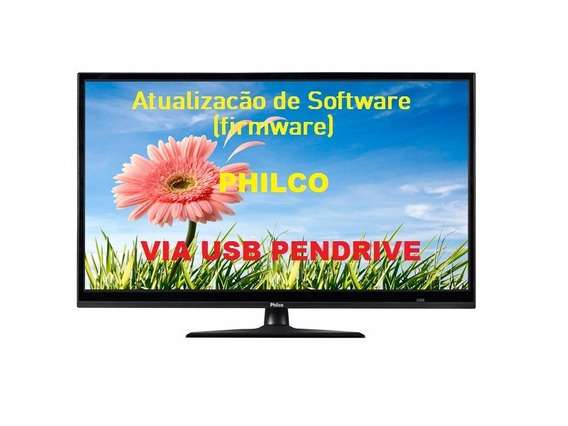 Atualização De Software Firmware Tv Philco Ph32s46dsg