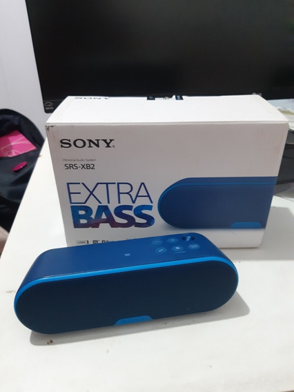Caixa Sony Srs-xb2