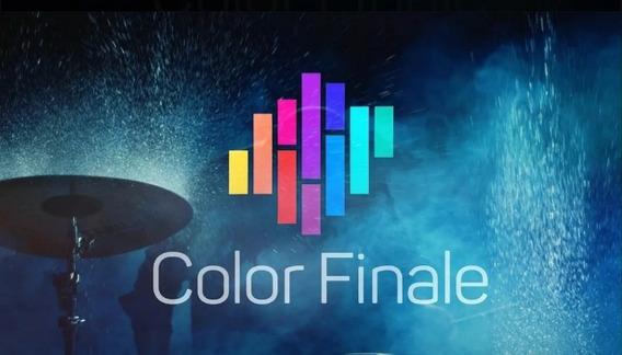 Color Finale Pro Fctprx 1.9.2